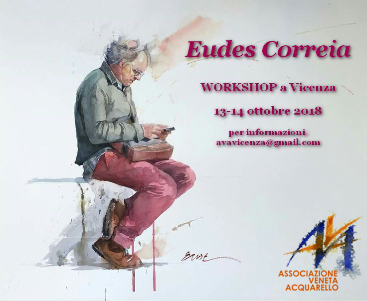 Workshop con Eudes Correia