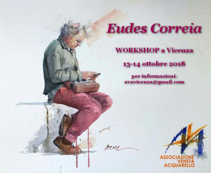 Workshop con Eudes Correia